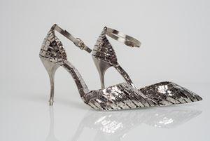 Her Stilettos 1 by Tayeba Lipi contemporary artwork