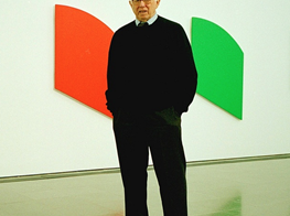 Ellsworth Kelly changed the face of art. At 92, he's still not done