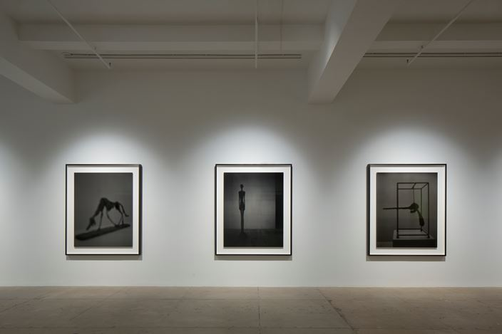Exhibition view: Hiroshi Sugimoto, Past Presence, Marian Goodman Gallery, New York (10 September–26 October 2019). Courtesy Marian Goodman Gallery.