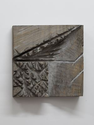 Relief 19-2 by Shigeo Toya contemporary artwork