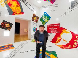 Ai Weiwei gifts 'Letgo Room' to the National Gallery of Victoria