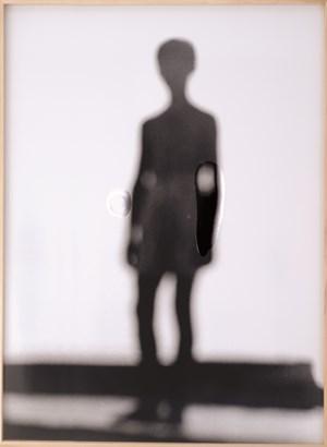 Figure by Shun Chu Chen contemporary artwork