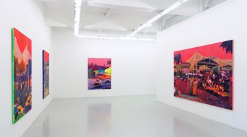 Contemporary art exhibition, Zico Albaiquni, Nostalgic Utopia at Yavuz Gallery, Singapore