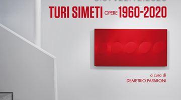 Contemporary art exhibition, Turi Simeti, Turi Simeti. Works 1960 -2020 at Dep Art Gallery, Milan