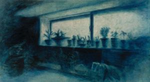 Kitchen Window by Haesun Jwa contemporary artwork