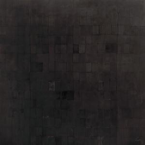 Black Dreams II by Pinaree Sanpitak contemporary artwork