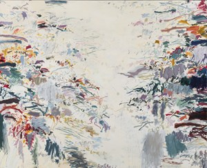 Untitled 2017-30 by Huang Yuanqing contemporary artwork