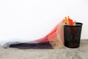 Bin Work 6 by Judy Darragh contemporary artwork sculpture