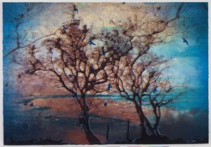 March by Elizabeth Magill contemporary artwork