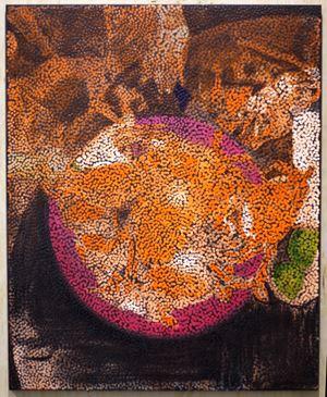 UNTITLED (LCIAGB) by Daniel Boyd contemporary artwork