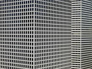 Transparent City #12 by Michael Wolf contemporary artwork