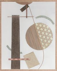Memory of Sun by Farhad Ahrarnia contemporary artwork sculpture, mixed media