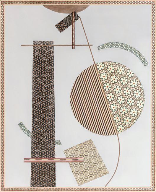 Memory of Sun by Farhad Ahrarnia contemporary artwork