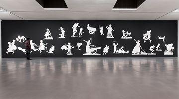 Contemporary art exhibition, Kara Walker, THE SOVEREIGN CITIZENS SESQUICENTENNIAL CIVIL WAR CELEBRATION at Sprüth Magers, Berlin