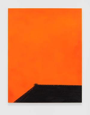 Orange Room by Calvin Marcus contemporary artwork
