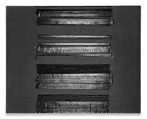 Peinture 175 x 222 cm, 20 juillet 2020 by Pierre Soulages contemporary artwork painting