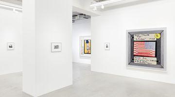 Contemporary art exhibition, Sebastian Riemer, 25y and one blue x at SETAREH, SETAREH X, Germany