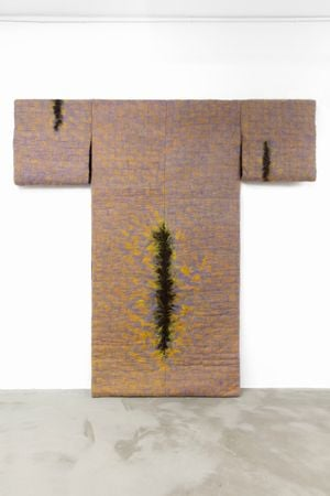 Sound Blanket No. 5 by Jacqueline Kiyomi Gork contemporary artwork
