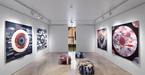 Contemporary art exhibition, Doug Aitken, Microcosmos at Victoria Miro, Venice, Italy