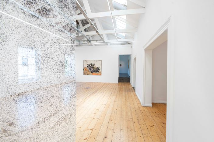 Exhibition view: Jeanne Gaigher, tango, SMAC Gallery,Stellenbosch (12 December 2020–20 February 2021). Courtesy SMAC Gallery.