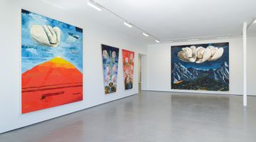Contemporary art exhibition, Ken Taylor, Mountains and Roses at Simchowitz, Los Angeles