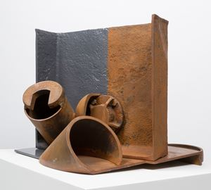 Turn Up by Anthony Caro contemporary artwork