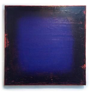 Bright Blue by Su Xiaobai contemporary artwork
