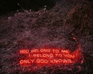 Only God Knows, From the Series 'Aporia' by Jung Lee contemporary artwork