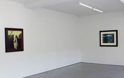 Exhibition view: Jason Greig, The Wraith's Progress, Hamish McKay, Wellington (4 August–25 August 2018). Courtesy Hamish McKay.