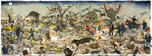 Big Bad Wolves, Chap. 5 by Mu Pan contemporary artwork