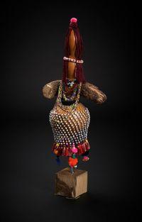 Series MAGIC GIRL #1 by Michela Ghisetti contemporary artwork sculpture