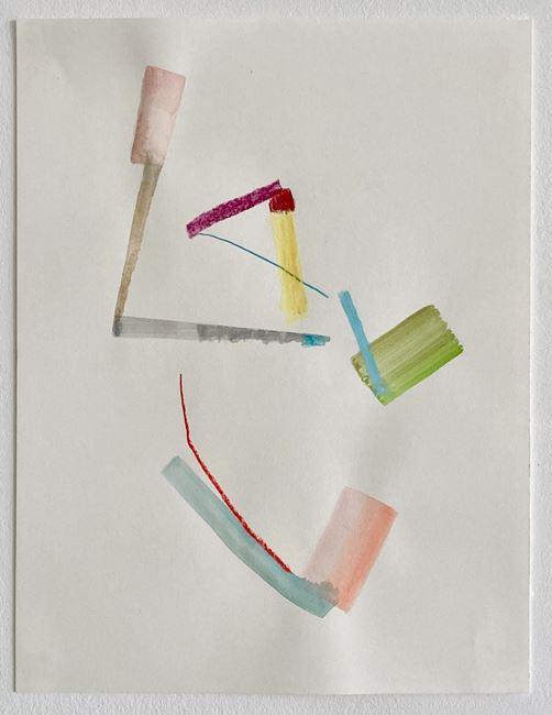 Bemsha swing by Henrik Eiben contemporary artwork