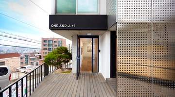 One And J.+1 contemporary art gallery in One and J.+1, South Korea