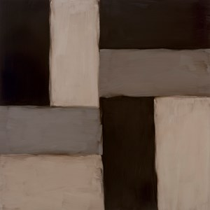 WALL OF LIGHT KOREA by Sean Scully contemporary artwork