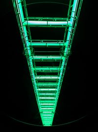 Ladder To Heaven by Yayoi Kusama contemporary artwork sculpture