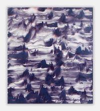 Elba by Bernard Frize contemporary artwork painting