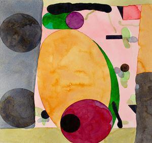 Madagascar by Denys Watkins contemporary artwork
