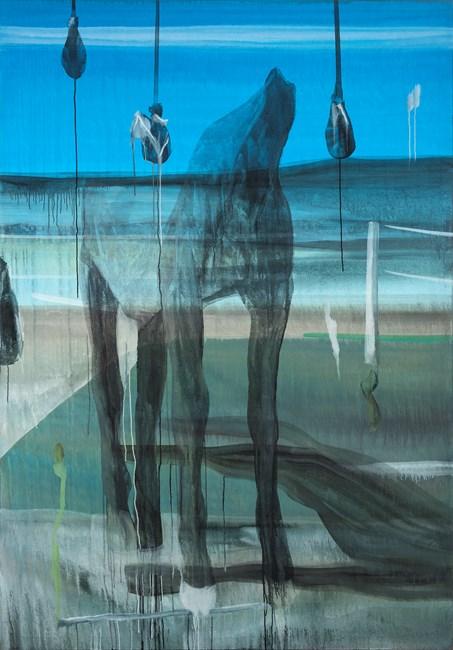 Sans titre by Marc Desgrandchamps contemporary artwork