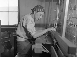Anni Albers's Thoughts on Textiles Loom Large