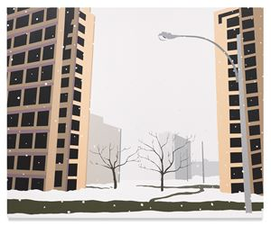 LES Housing by Brian Alfred contemporary artwork