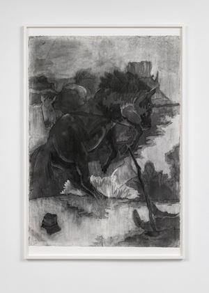 Westward Shrinking Hours Pt. I by Sedrick Chisom contemporary artwork