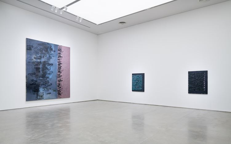 Exhibition view: Li Shan, Decoding 打开折叠, ShanghART, Westbund (18 May–21 July 2019). Courtesy ShanghART.