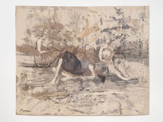 Contemporary art exhibition, Henry Moore, Tapestries at Hauser & Wirth, Hong Kong, SAR, China