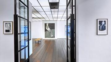 Contemporary art exhibition, Iris Schomaker, Come to the Edge at Reflex Amsterdam