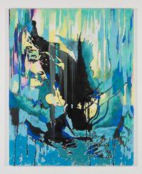 Ein Tag im Jahr 2120 (Solad series 05) by Bettina Scholz contemporary artwork painting