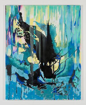 Ein Tag im Jahr 2120 (Solad series 05) by Bettina Scholz contemporary artwork