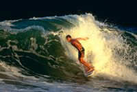 Kelly Slater, Melbourne Beach, FL by Walter Iooss Jr contemporary artwork photography