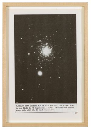 The Celestial Handbook by Lutz Bacher contemporary artwork