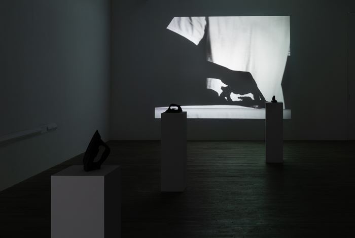 Exhibition view: Kevin Jerome Everson, Westinghouse, 55 Walker Street, New York (29 February–11 April 2020). Courtesy the Artist and Andrew Kreps Gallery. Photo:Dawn Blackman.