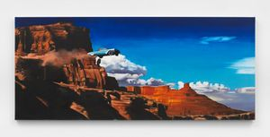 Grand Canyon by Sam McKinniss contemporary artwork
